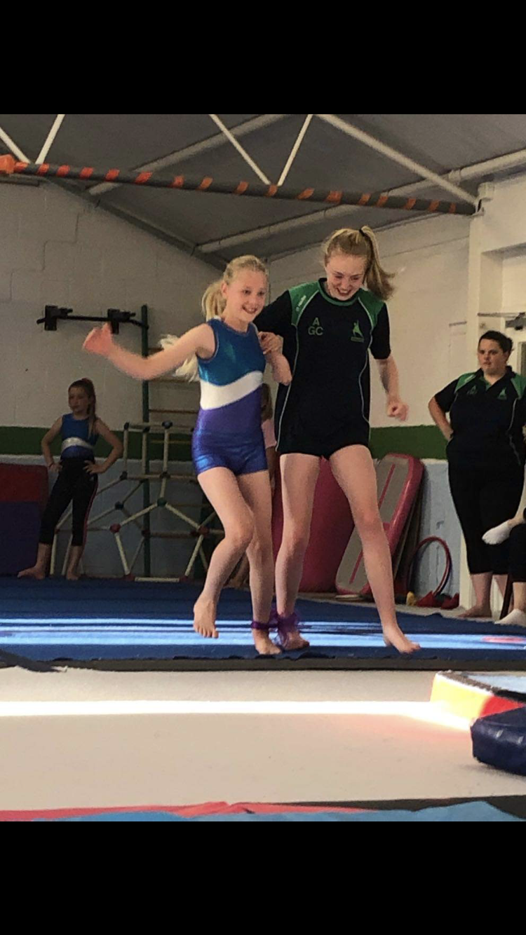 Axminster Gymnastics Club